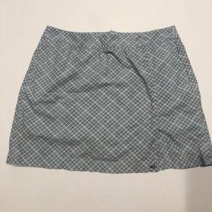☀️ Dockers blue golf skirt 16